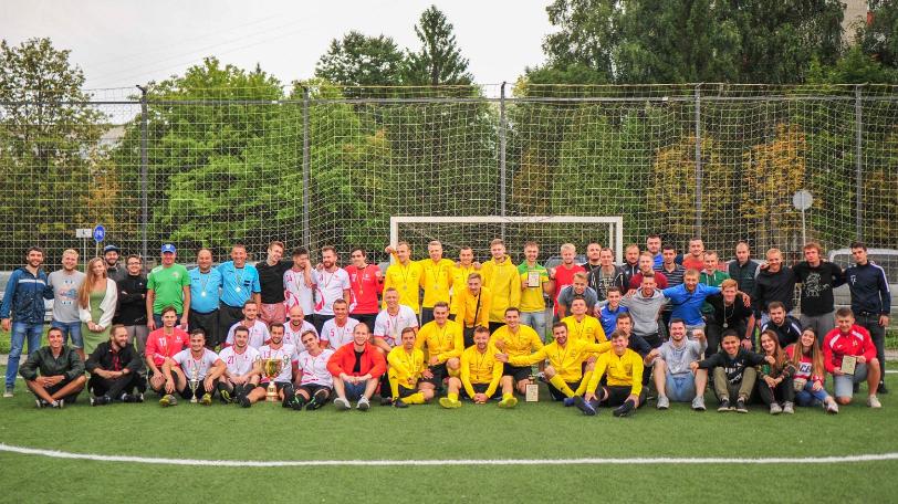 Вінниччину на Всеукраїнській ІТ-лізі представлять два колективи: срібний призер: Spilna Sprava та бронзовий: 20minut.ua
